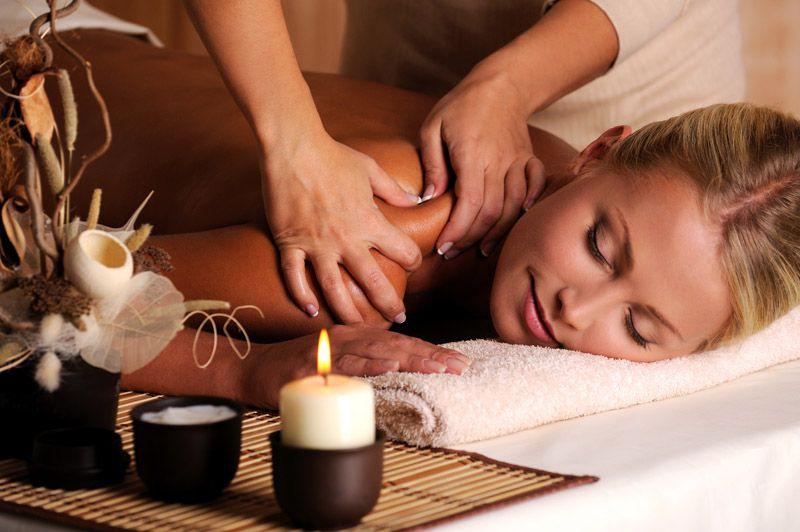 Třeboň - massage
