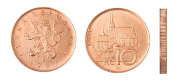 10 Czech Crowns
