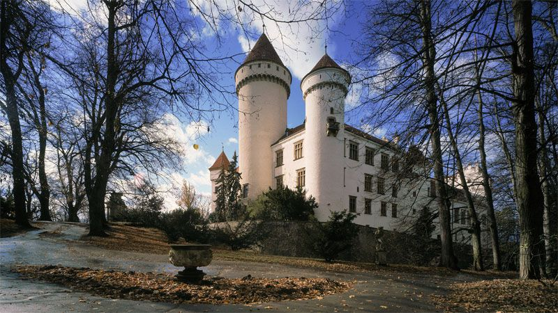 Konopiště Chateau