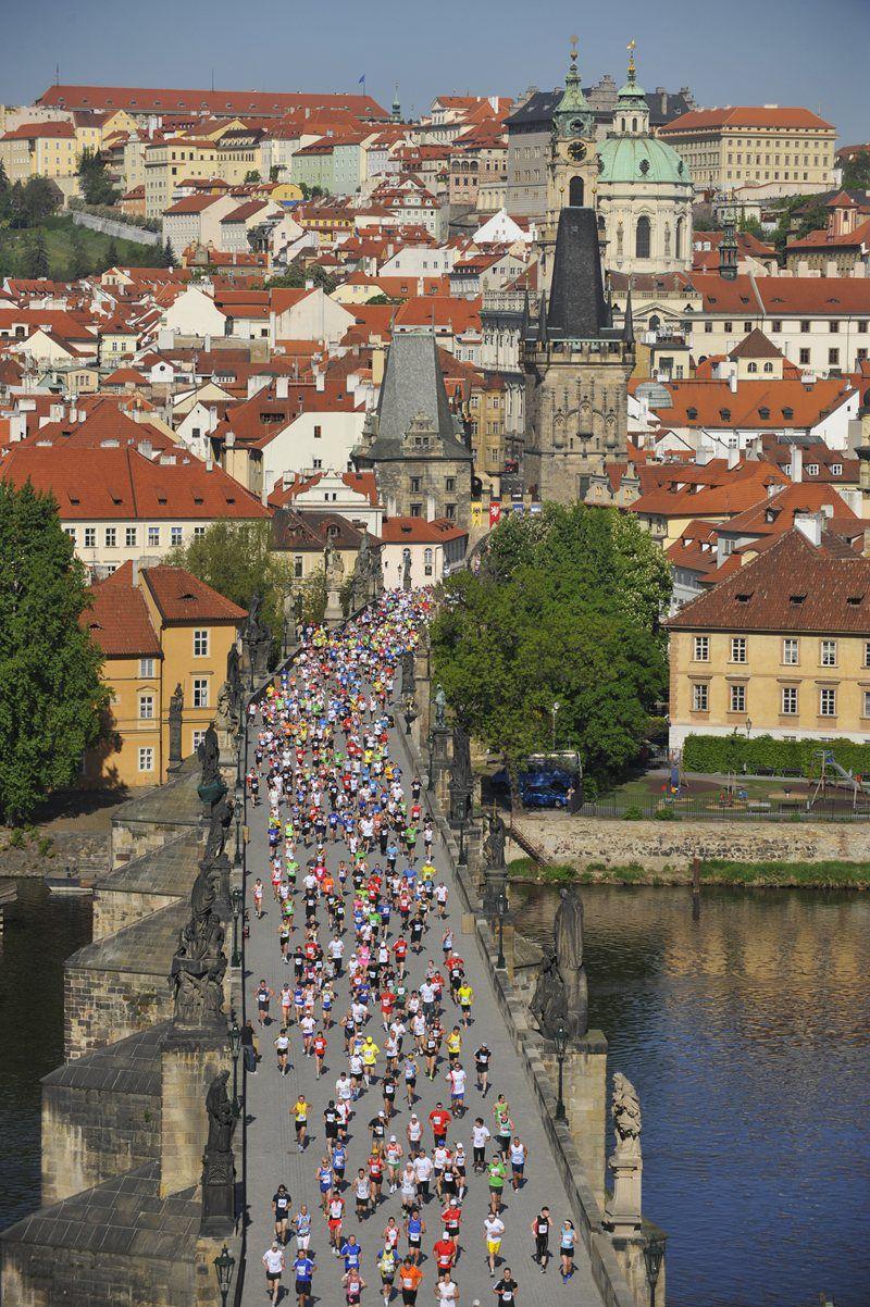 Le marathon le plus prestigieux d'Europe centrale, l'IAAF lui a décerné la médaille d'or !