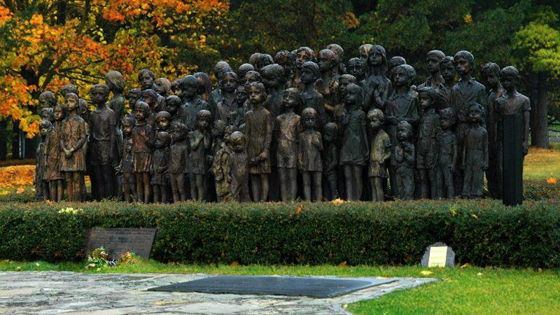 Monumento di Lidice