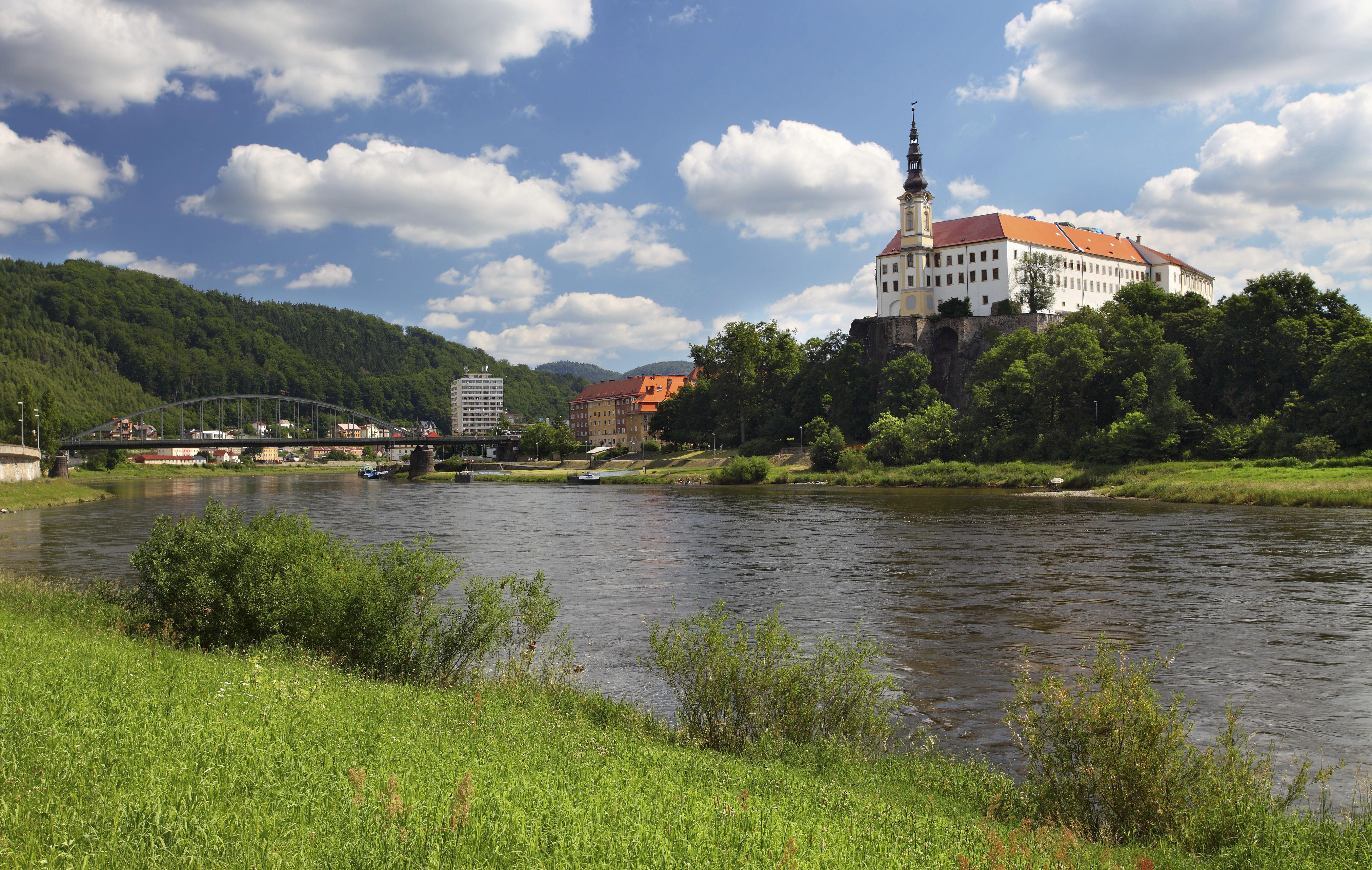 Děčín Chateau