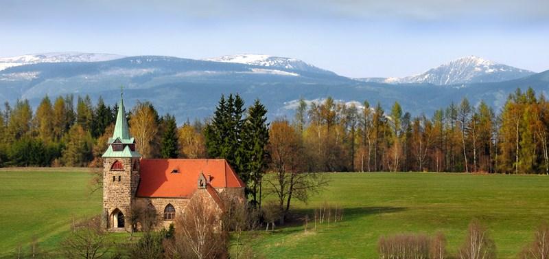 Krkonoše Mountains - Borovnička