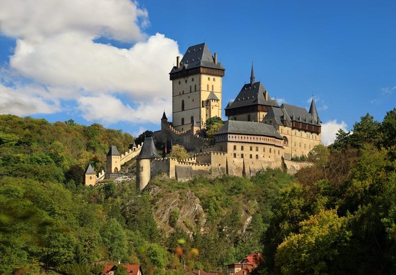 Zamek Karlštejn prezentuje niezwykłą wystawę.