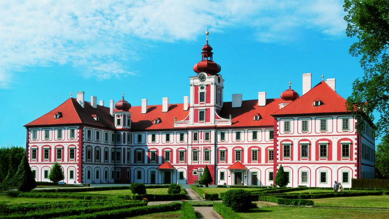 Chateau Mnichovo Hradiště
