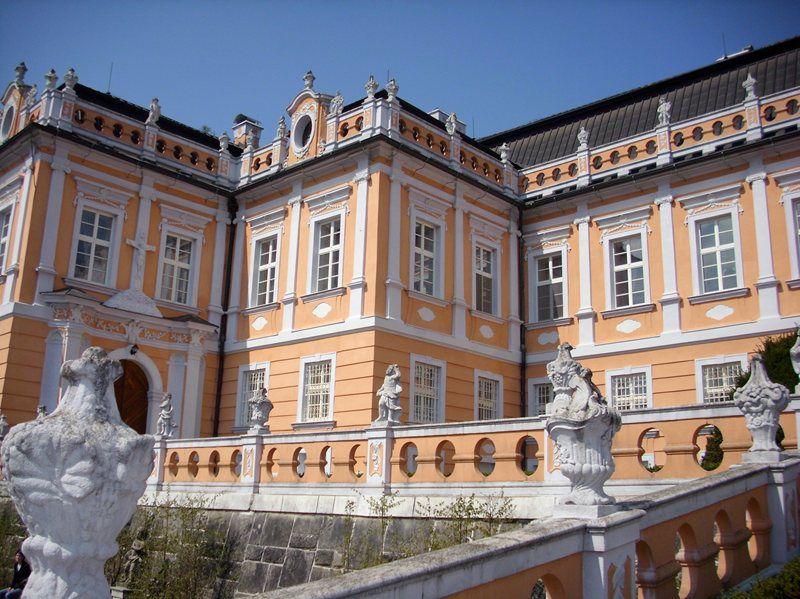 Nové Hrady Chateau