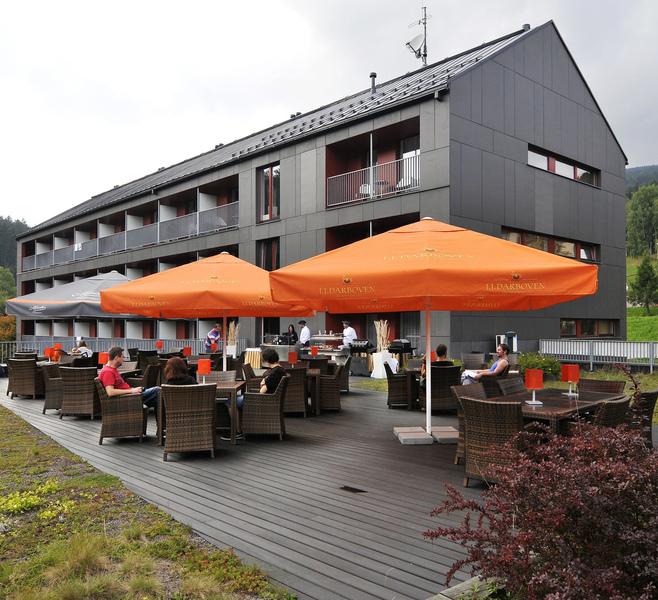 Omnia Hotel ****, Janské Lázně
