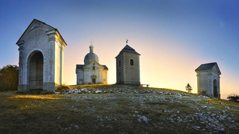 Mikulov - Święte Wzgórze