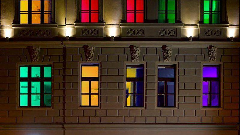 Hotel MOODs en Praga