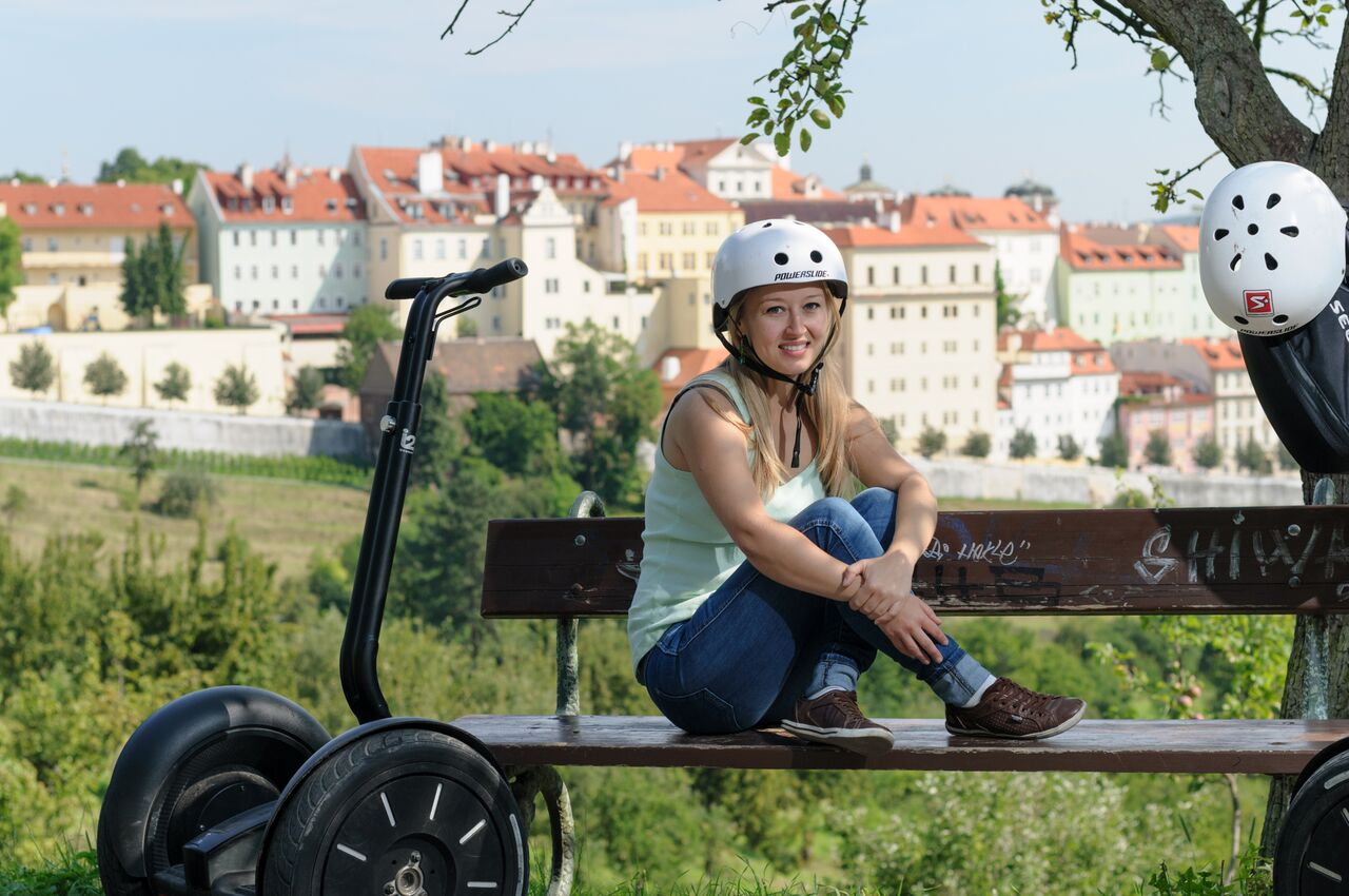 Segway Tour in Prague