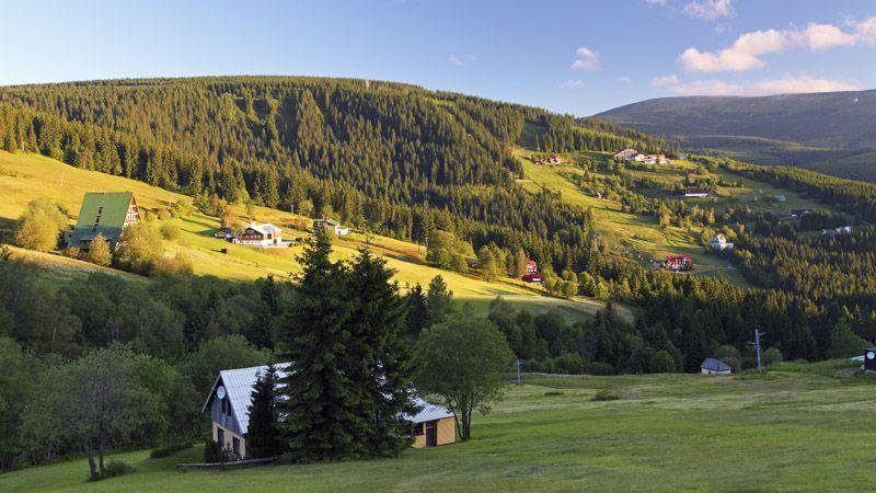 Krkonoše Mountains