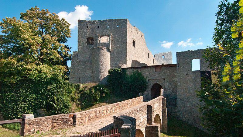 Hukvaldy Chateau