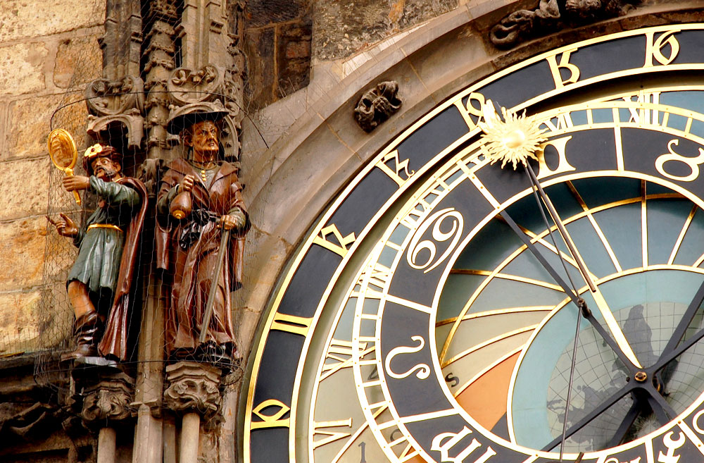 Old Town Astronomical Clock