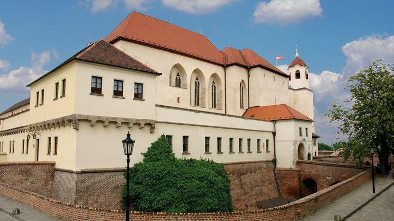 Špilberk Castle