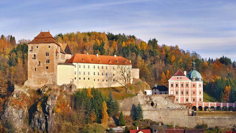 Bečov nad Teplou Castle