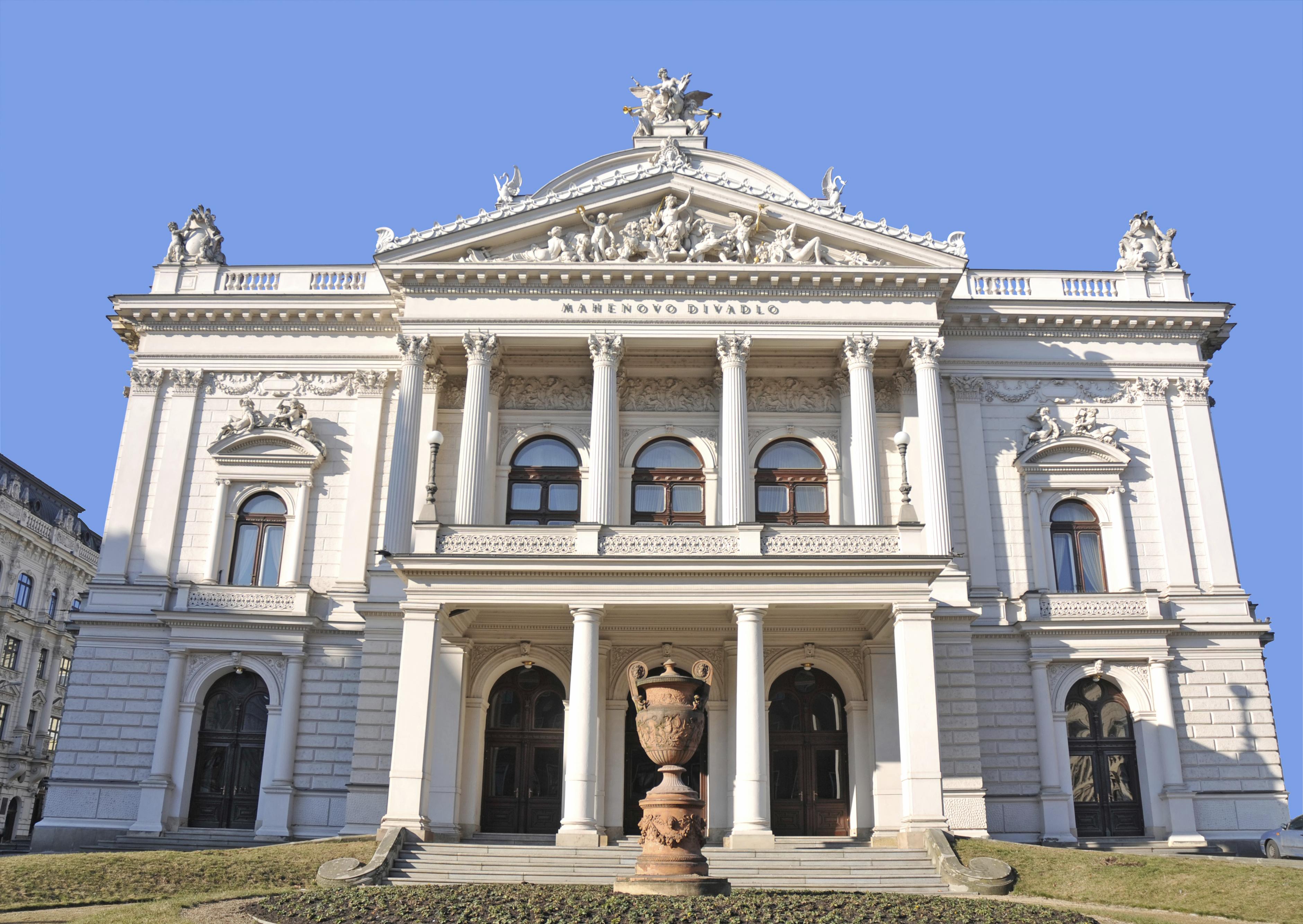 Mahenovo Theatre