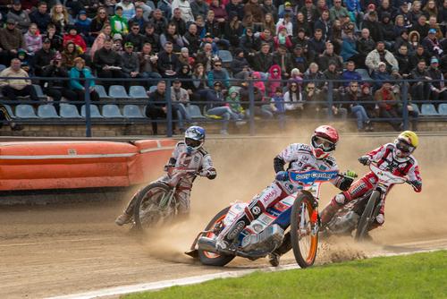 Championnats du monde sur speedway de la série Speedway Grand Prix.