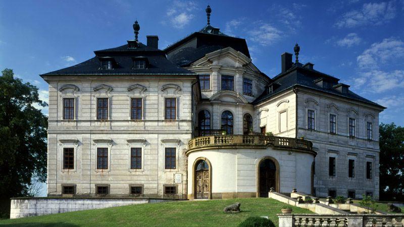 Zamek Karlova Koruna