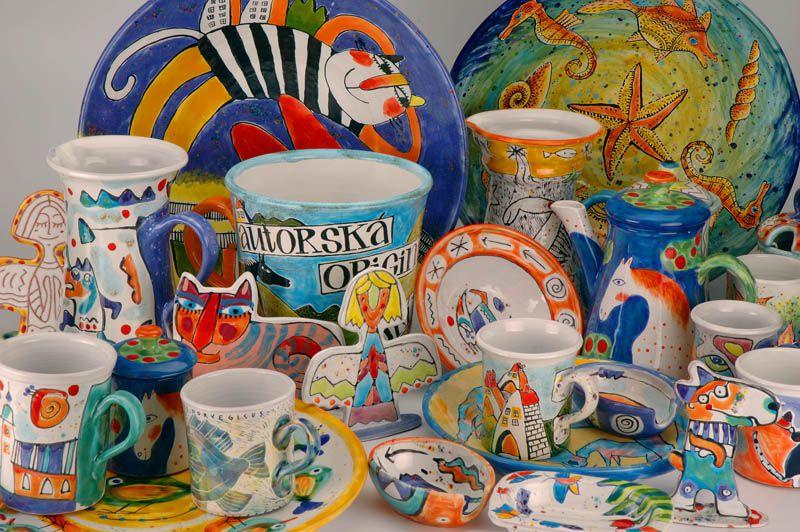 Maříž ceramics