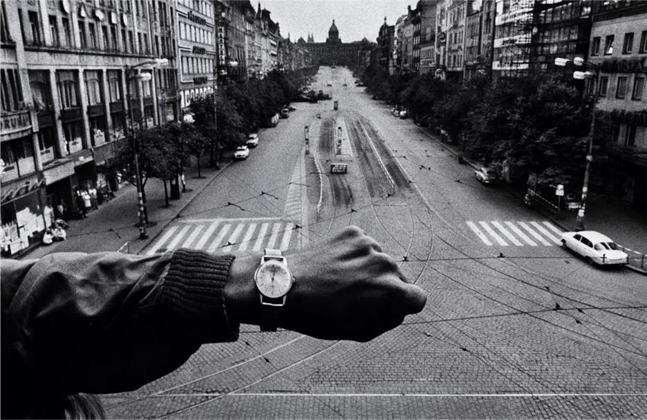 Josef Koudelka / Returning