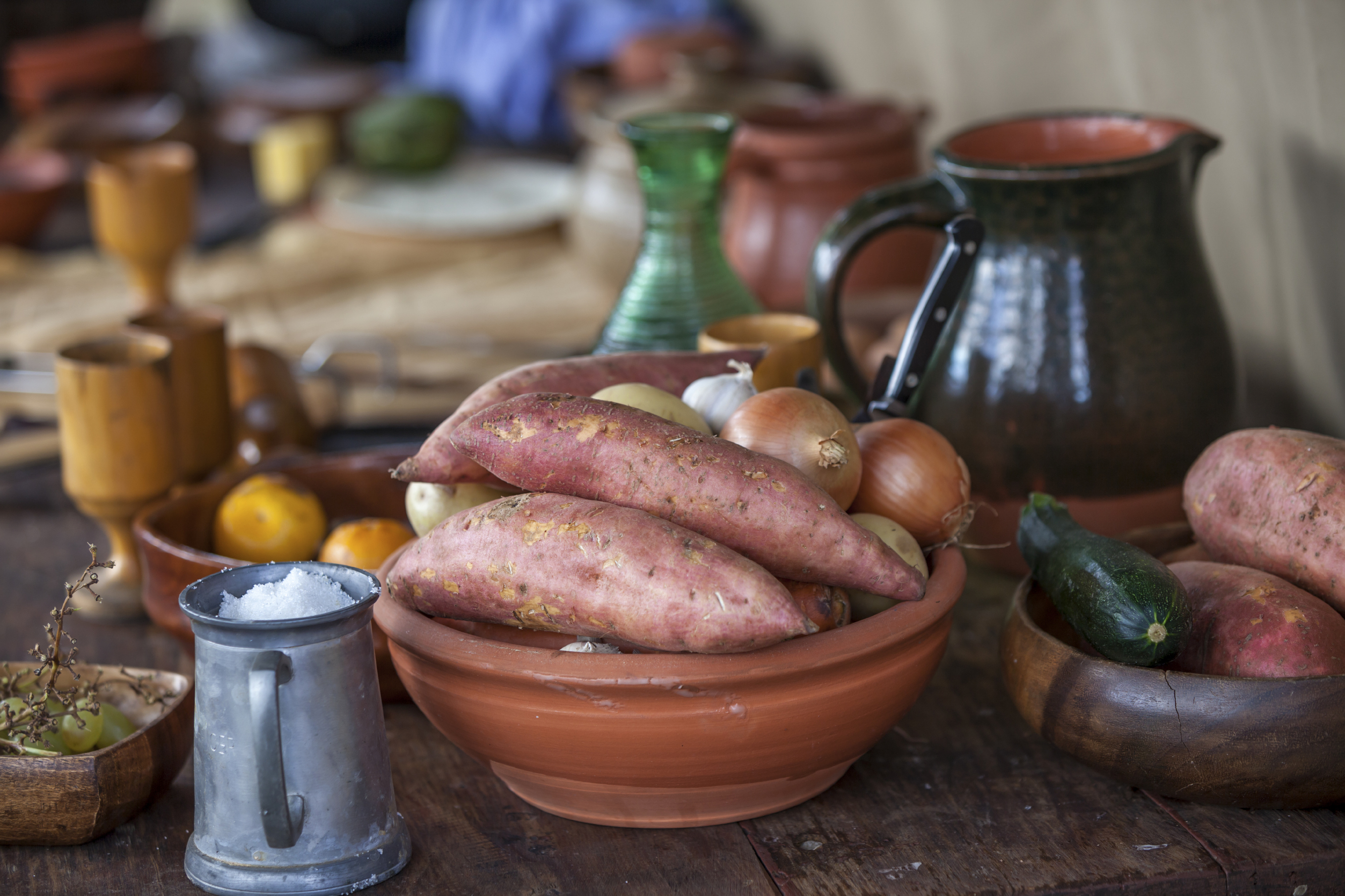 Are you considering changing your diet in the spring? Find inspiration in the Czech Middle Ages.