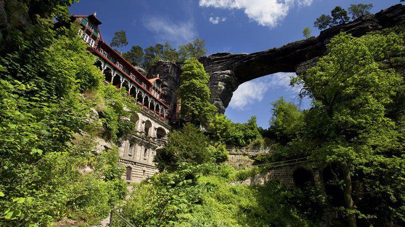 Bohemian Switzerland - Pravčická brána