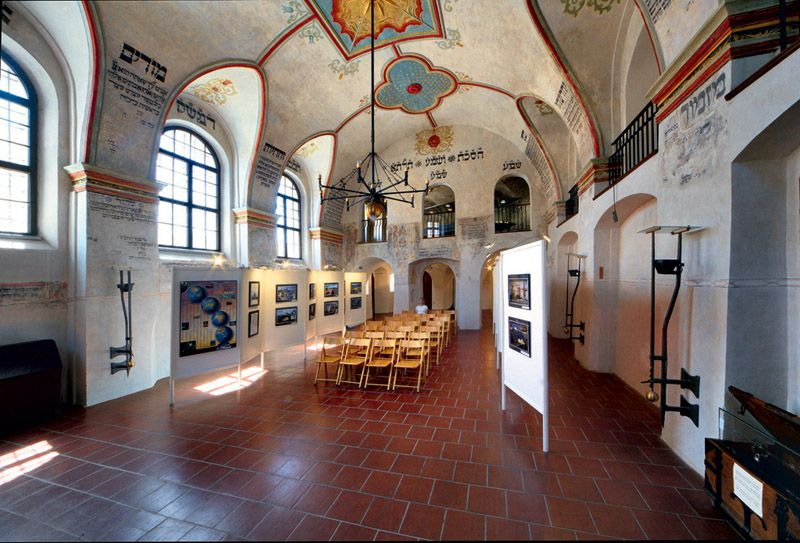 Třebíč - la synagogue postérieure