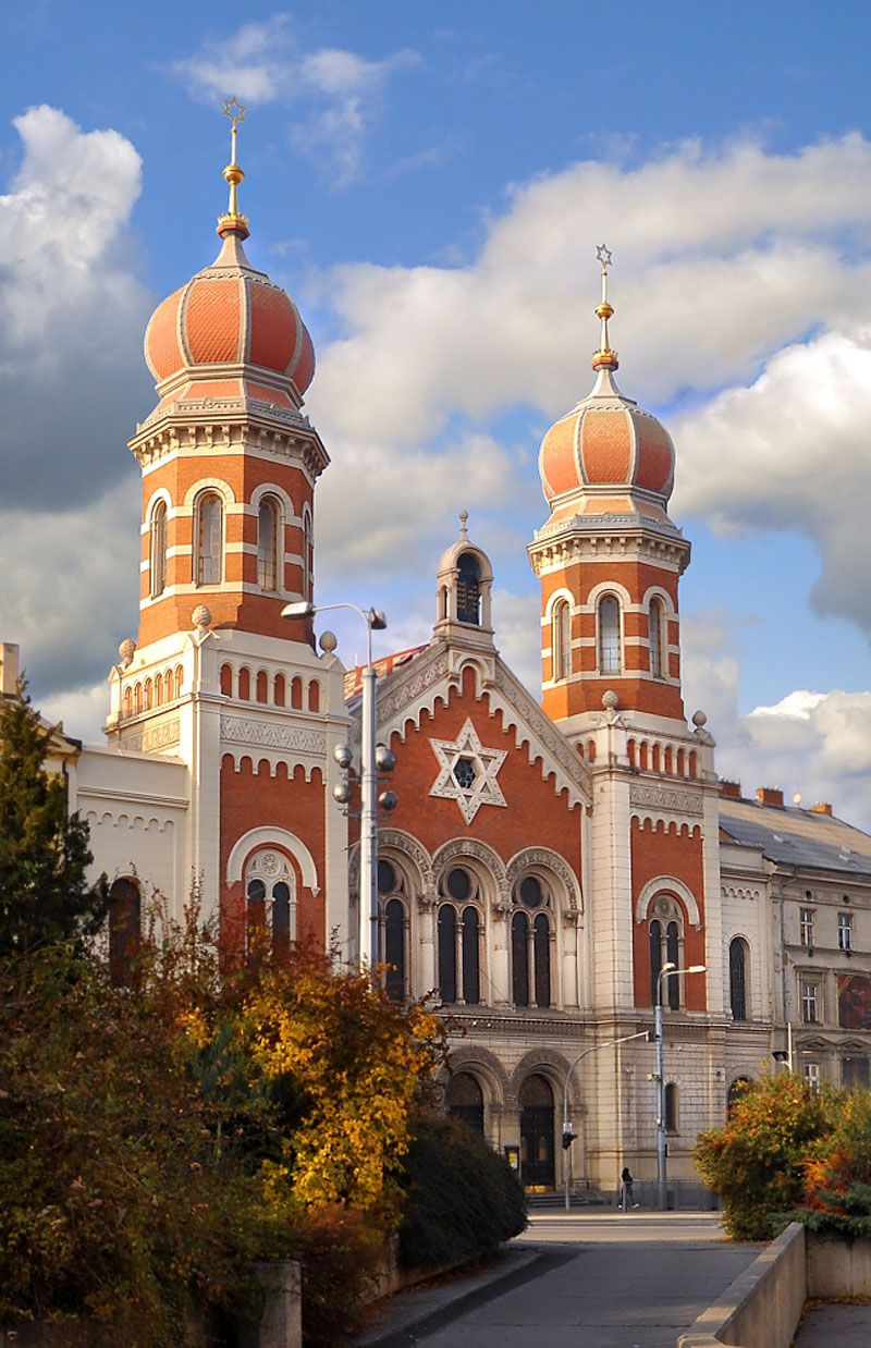 Plzeň - Great Synagogue