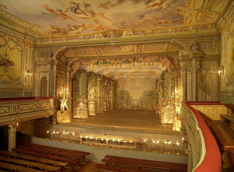 Baroque Theatres