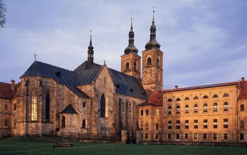 Тепла - монастырь премонстратов