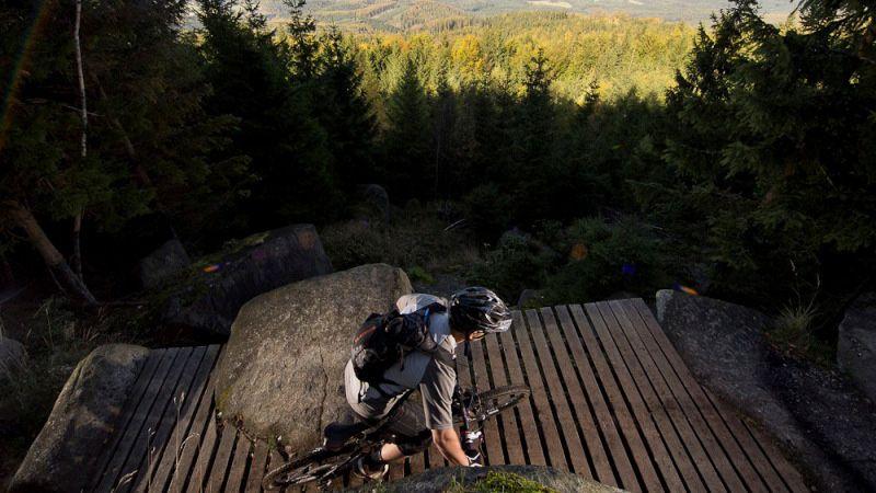 Rychlebské stezky – Radwege