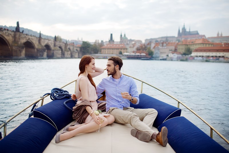May is the month of love, lovers and romance in general. In the Czech Republic, you will be able to enjoy it in the best way possible.