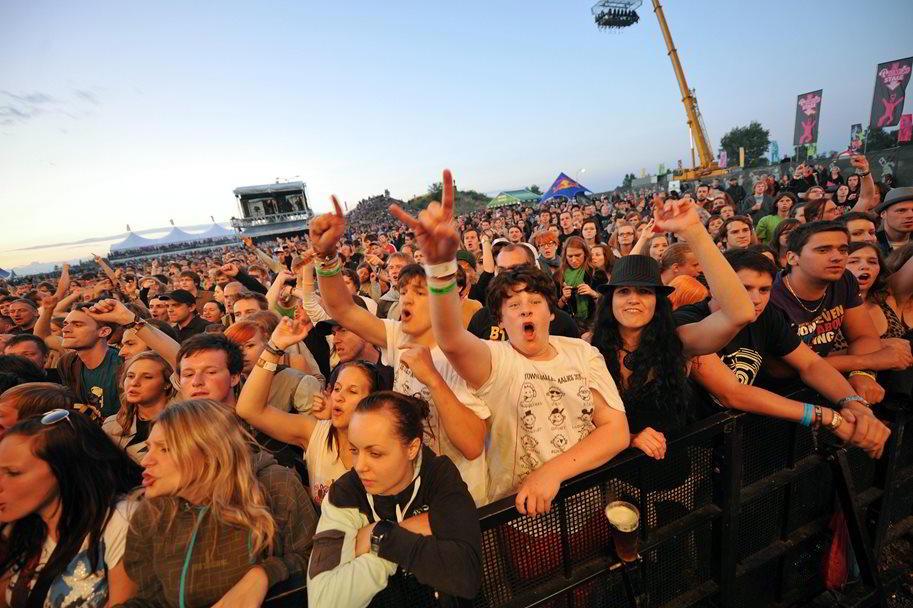 Enjoy one of the Czech Republic's largest rock festivals in Hradec Králové.