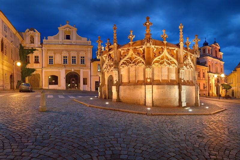 Kutná Hora - Vlašský dvůr