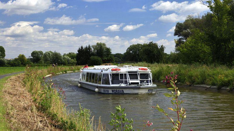 Le canal Baťa