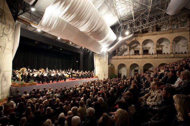 A musical experience in Litomyšl, the birthplace of the founder of Czech national music, Bedřich Smetana.