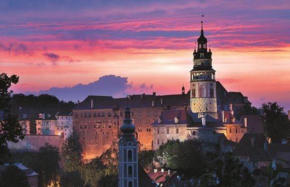 Cesky Krumlov Castle Tour