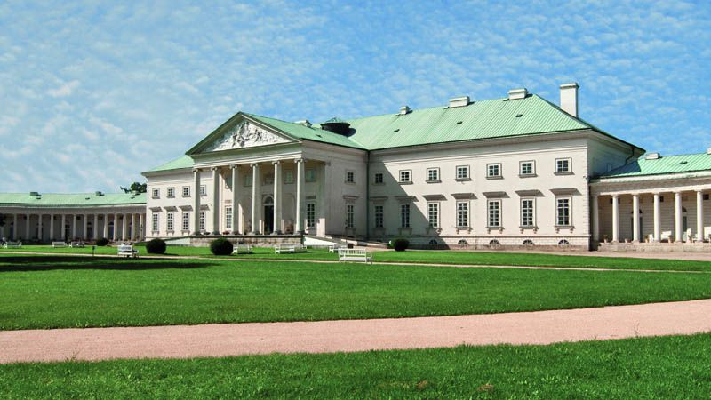 Zamek Kačina