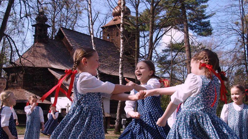 Rožnov pod Radhoštěm - la fête de Rožnov