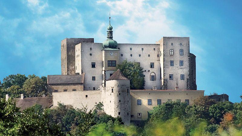 Le château fort de Buchlov
