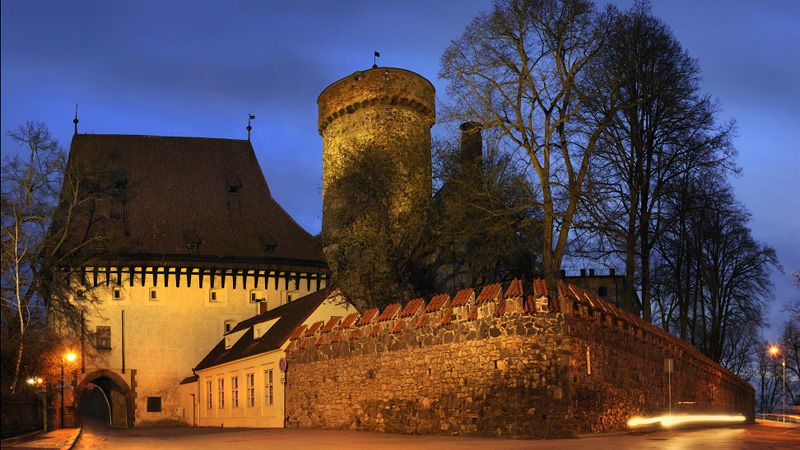 Tábor - Kotnov Castle