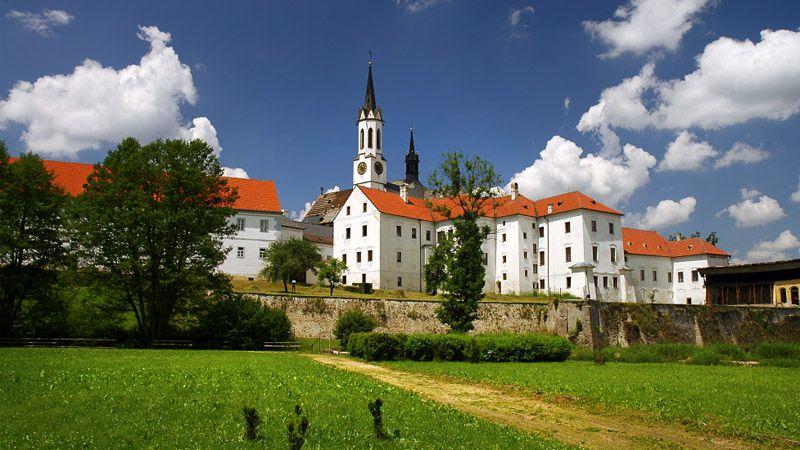 Vyšší Brod – Klasztor Cystersów