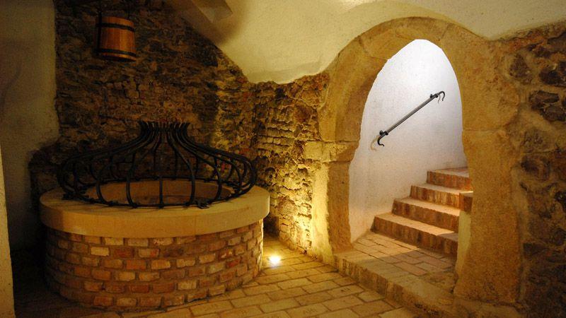 Brünn – das unterirdische Labyrinth