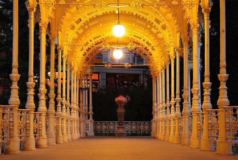 Karlovy Vary - Garden Colonnade