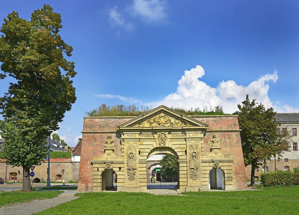 La fortificazione di Olomouc