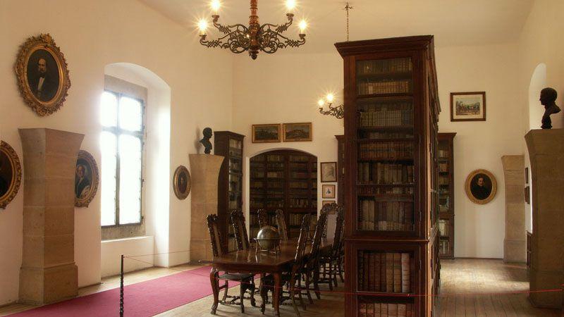 Křivoklát Castle - interior