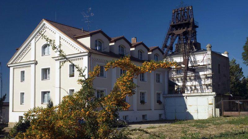 Zbýšov uBrna - miniera di Simon