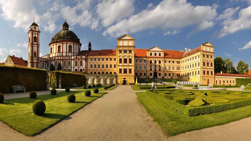 Jaroměřice nad Rokytnou Chateau