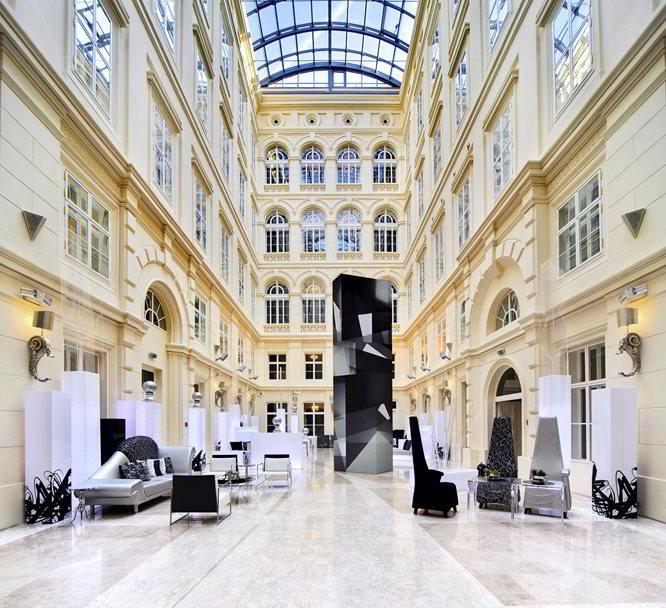 巴瑟罗 (Barceló)  ****,布尔诺宫殿高级酒店
