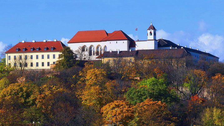 Brno - Zamek Špilberk